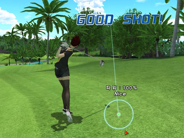 gamigo golfstar screenshot